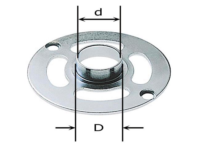 Кольца для фрезерования для оборудования