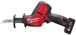 Пила сабельная Milwaukee M12 CHZ-602X FUEL