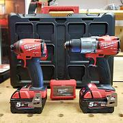 Промонабор Milwaukee M18 FPP2A2-502P