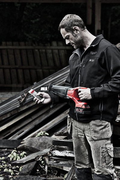 Пила сабельная Milwaukee M18 ONESX-502X FUEL ONE-KEY