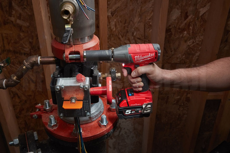 Гайковерт Milwaukee M18 ONEIWF12-0X FUEL ONE-KEY