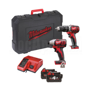 Набор Milwaukee M18 BPP2C-402C