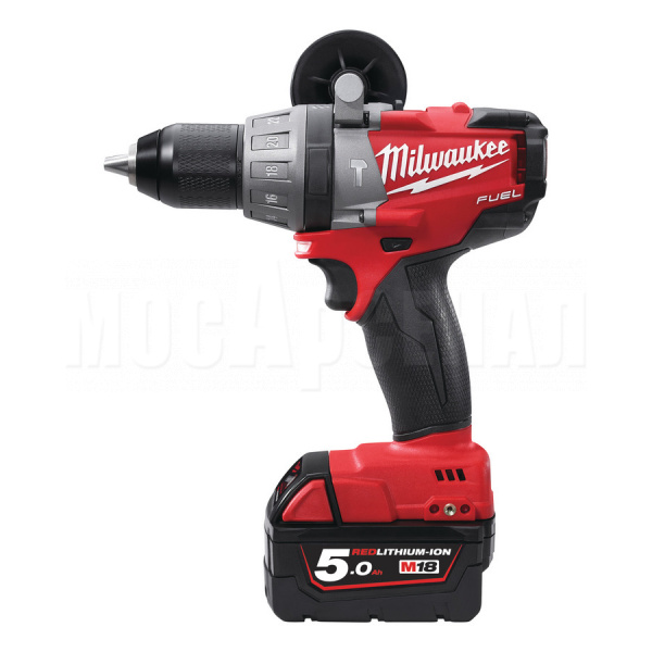 Шуруповерт ударный Milwaukee M18 CPD-502C FUEL