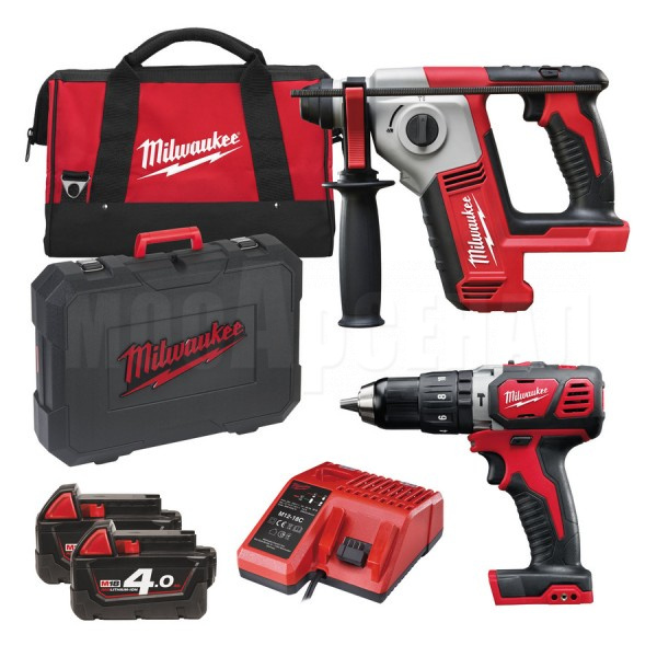 Набор Milwaukee M18 BPP2E-402C
