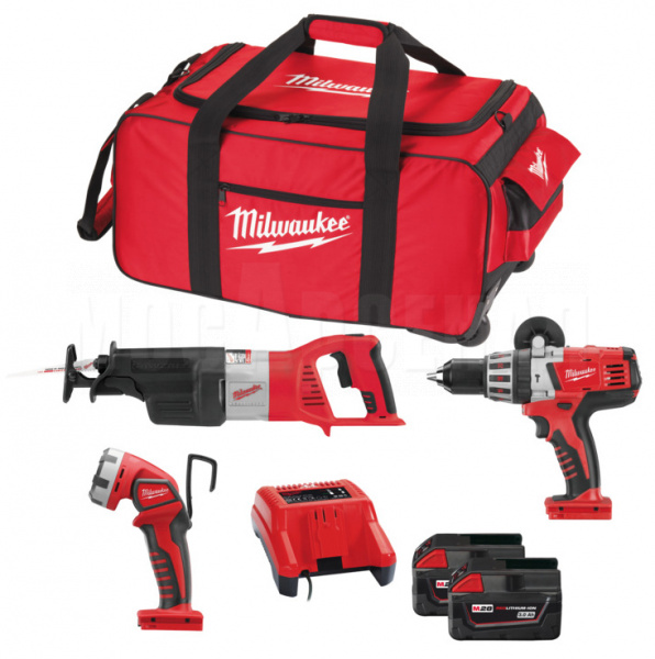 Набор Milwaukee HD28 Pack D-502В