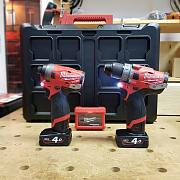Промонабор Milwaukee M12 FPP2A-402P