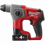 перфоратор Milwaukee M12 CH-402C FUEL