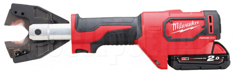 Кабелерез гидравлический Milwaukee M18 HCC-0 CU/AL-SET FUEL