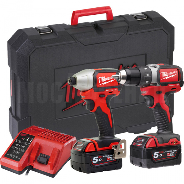 Набор Milwaukee M18 BLPP2A-502C (4933448720)