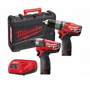 Набор Milwaukee M12 PP2A-202C