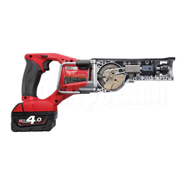 Пила сабельная Milwaukee M18 CSX-502X FUEL