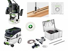 Комплект Festool OF 2200 Top Job II