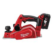 Рубанок Milwaukee M18 BP-402C