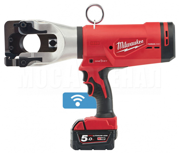 Гидравлический кабелерез Milwaukee M18 HCC45-522C - 1