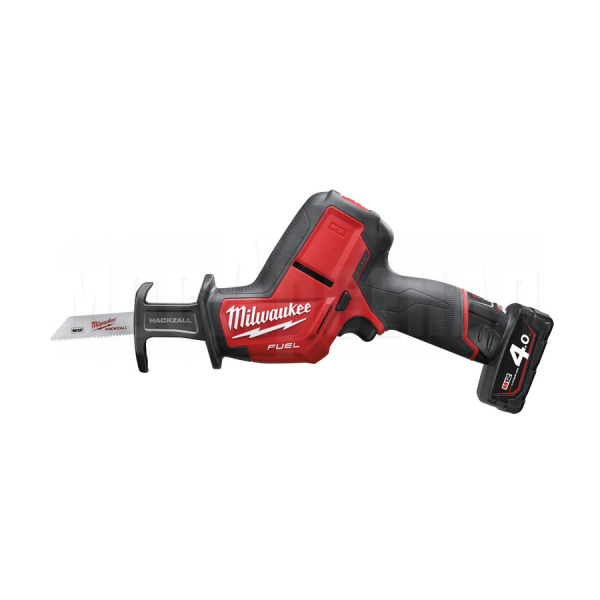 Пила сабельная Milwaukee M12 CHZ-402C FUEL