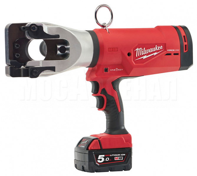 Гидравлический кабелерез Milwaukee M18 HCC45-522C