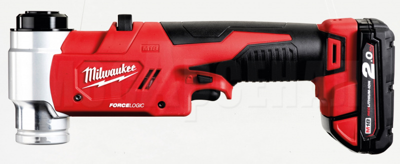 Пробойник гидравлический Milwaukee M18 HKP-201C FUEL