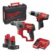 Набор Milwaukee M12 CPP2B-402C