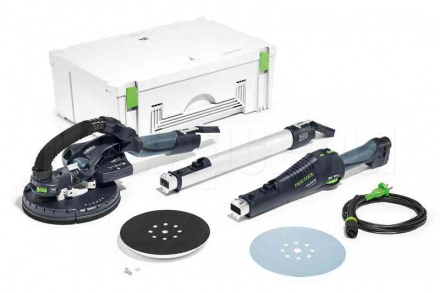 Шлифмашинка Festool PLANEX LHS 225 EQ-Plus/SW