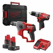 Набор Milwaukee M12 CPP2B-602X